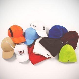 Bufandas, Gorras & Sombreros