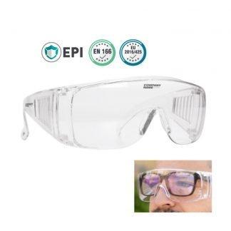 Gafas de seguridad y protección Covid-19